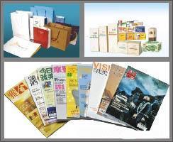 纸塑印刷制品