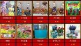 稀奇古怪玩具店加盟极具发展潜力的投资项目