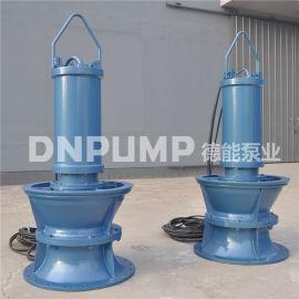 国内潜水轴流泵的使用寿命