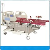 电动产病一体床 多功能妇科分娩床
