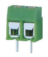 126接线端子 LED电源线连接器 PCB板卡线器 三位中空线路板接线器