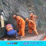 山体防护/主动防护网厂家/台湾主动防护网施工步骤