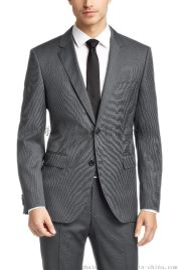 定制男款西服 工作服西装 职业装西服加工
