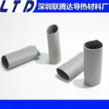 供应导热硅胶套管 绝缘套管  变压器硅胶绝缘套管