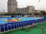 山西晋城室外大型支架水池加盟