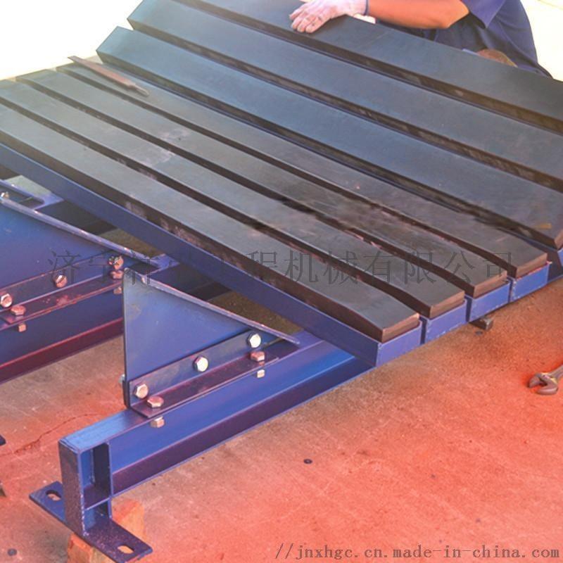 洗煤厂皮带机缓冲床 定制非标皮带机缓冲床