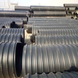 钢带波纹管SN8专业厂家大量库存低价