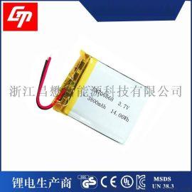 供应聚合物706568 3800mAh平板电脑电池 医疗美容设备 蓝牙音箱
