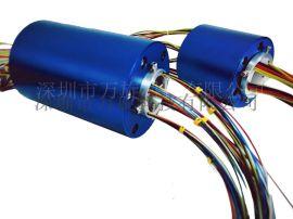气电滑环,旋转接头,液电滑环,过孔导电滑环