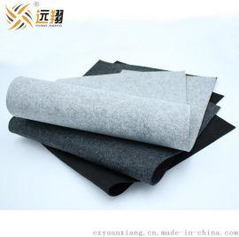 化纤毛毡 地毯基布 短纤土工布