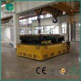 15吨无轨胶轮车AGV无人自动小车