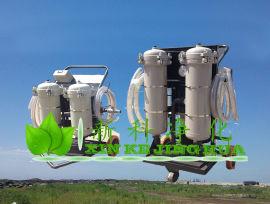 加油小车LYC-B50手推车式滤油机