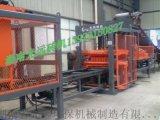 湖南免燒磚機空心磚機液壓磚機混凝土砌塊成型機