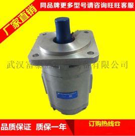 法兰CBN-310-平右法兰齿轮泵