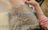 奔腾楚天激光切割机布料切割雕花,苏州金米兰激光