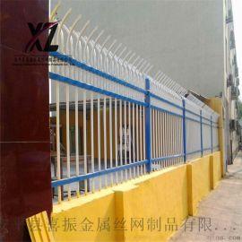 围墙护栏高度@防盗围墙护栏@锌钢围墙栏