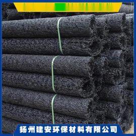 江苏厂家塑料盲沟 国标规格齐全盲管地下排水管道质保