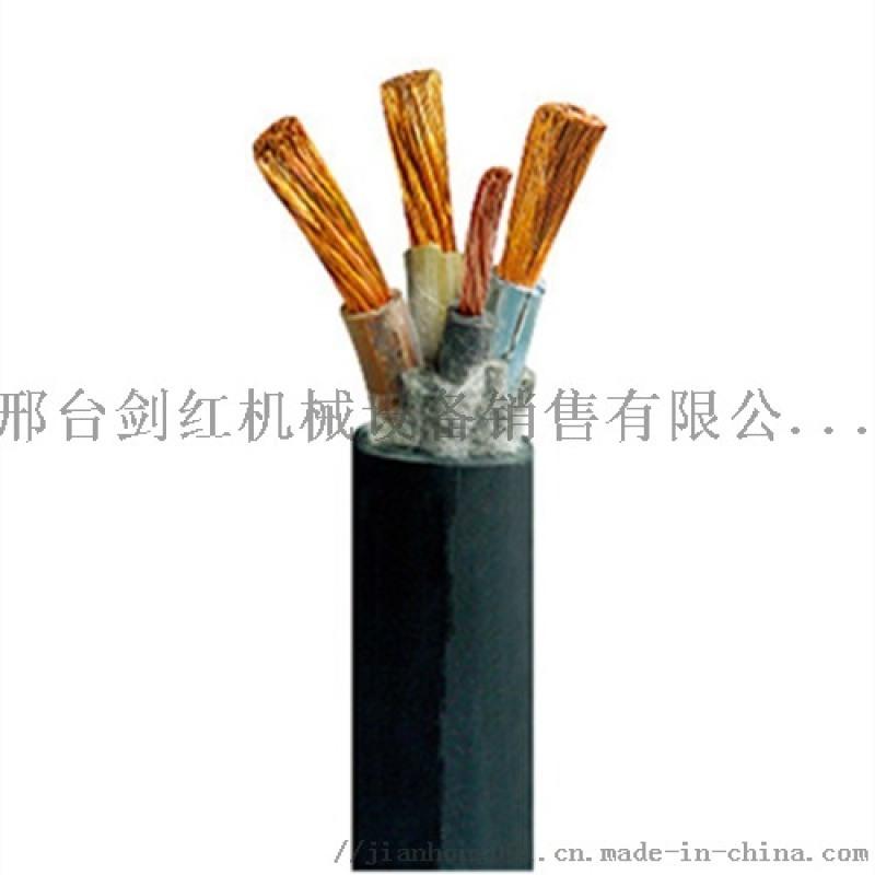 0.6/1kV丁腈绝缘护套电力电缆 YVF