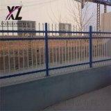 锌钢护栏安装@院子围墙栅栏@防爬围墙护栏