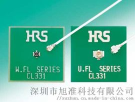 HRS广濑连接器W.FL-R-SMT-1(80)