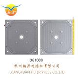 隔膜濾板 壓濾機隔膜濾板 1000聚丙烯隔膜濾板