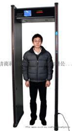 济南LCD通过式金属探测门