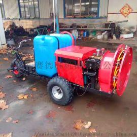 全自动风送打药机 果园风送喷雾器 柴油果树打药机