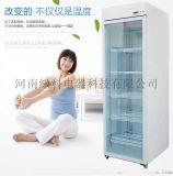 绿科热风循环恒温学生奶加热箱 饮料加热柜 绿科电器