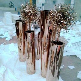 不锈钢花篮,不锈钢花箱,不锈钢花瓶