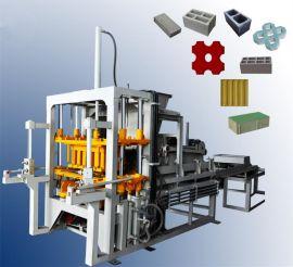 厂家直销欣达QT3-20全全自动砌块机 免烧砖机 空心砖机欢迎咨询