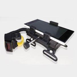 WT01 佩戴式智慧藍牙鐳射條碼掃描槍商城物流超市條碼資料採集終端