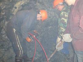 湖北十堰绿松石洞采不用爆破开采设备