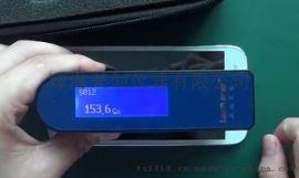 国产WG60G油漆单角度光泽度测量仪
