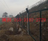 厂家定制澜润铁路防护网_铁路桥隔离防护网