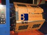 江苏干式溜光机/滚桶溜光机/环保型抛光机