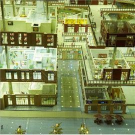 模型制作厂家商业建筑沙盘商住一体售楼沙盘模型建筑