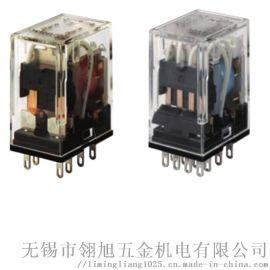 欧姆龙中间继电器微型功率继电器MY系列