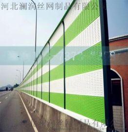透明pc板桥梁声屏障 兴安透明pc板桥梁声屏障设计生产安装