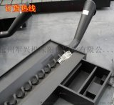 螺旋排屑機/排屑器有芯無芯兩種廠家直銷按尺寸定做