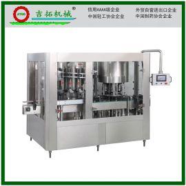 厂家直销 XGF-12-12-5矿泉水灌装机 小瓶水三合一纯净水北京赛车