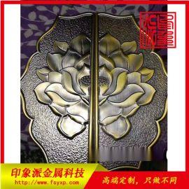 廠家定制不鏽鋼拉手 各類金屬拉手供應