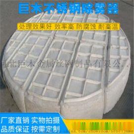 聚四氟乙烯丝网除沫器 铁氟龙丝网除雾器
