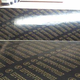 建筑清水木模板选广西中南神箭实力厂家多层覆模板