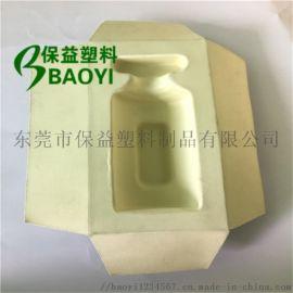 环保EVA贴布热压成型酒瓶包装托盒EVA压模内托