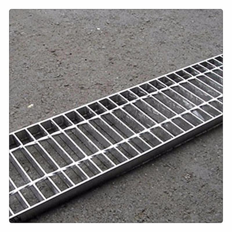 平台踏步格栅板实体厂家供应郑州镀锌格栅沟盖板供应  运输快捷