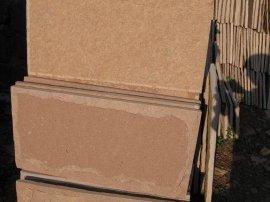 河北红色文化石厂家粉砂岩文化石|红色别墅外墙砖