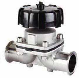 快装式卫生级隔膜阀(BDG-26F)