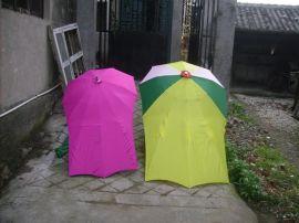 雨森电动踏板摩托三轮车雨伞