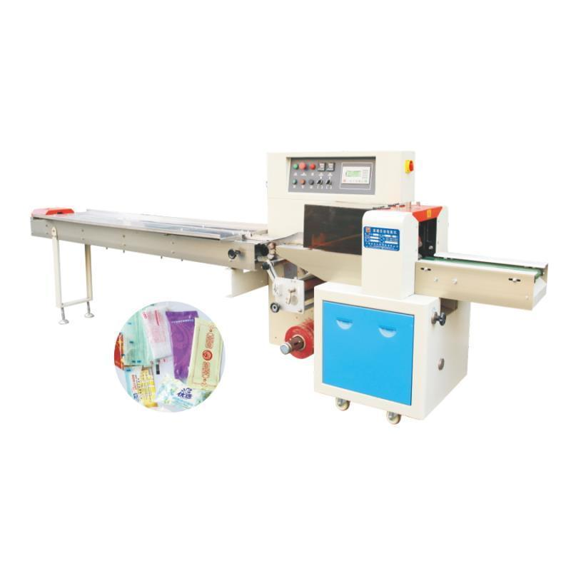 糖葫芦包装机#豆蓉馅月饼包装机(五金配件包装机 枕式包装机
