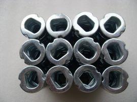 供应钕铁硼环保永磁铁,沉头孔镀镍强磁